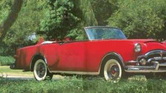 1953-1956 Packard Caribbean