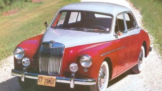 1953-1958 MG Magnette