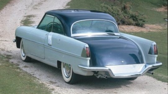 1953 Paxton Phoenix Convertible Coupe