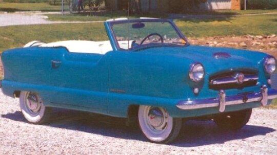 1954-1962 Metropolitan
