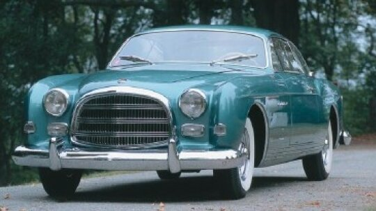 1954 Chrysler GS-1 Special Coupe