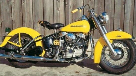 1954 Harley-Davidson FL Hydra-Glide
