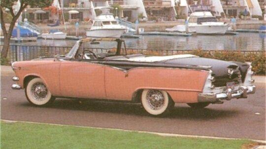 1955-1956 Dodge D-500