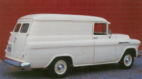 1955-1957 Chevrolet Light-Duty Trucks