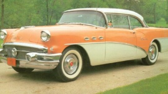 1956 Buick Special Riviera Coupe