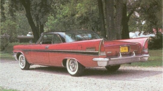 1957, 1958, 1959 Chrysler New Yorker