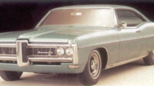 1957-1987 Pontiac Bonneville