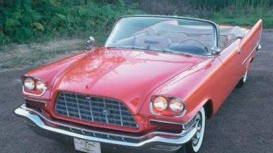 1957 Chrysler 300-C Convertible