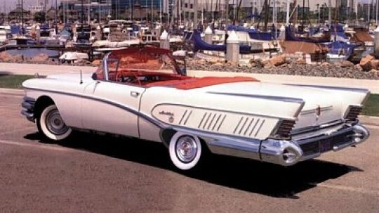 1958 Buick Limited Classic Car