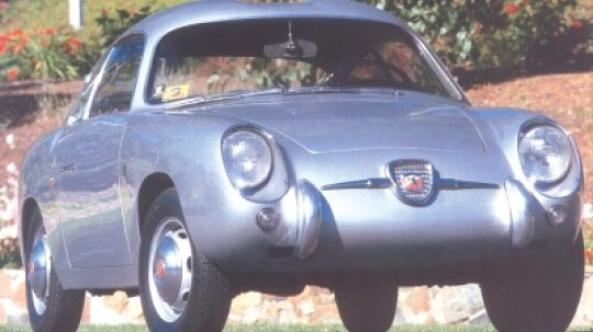 1959 Fiat Abarth 750 Zagato Coupe