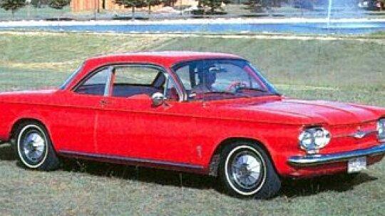 1960, 1961, 1962, 1963, 1964 Chevrolet Corvair Monza