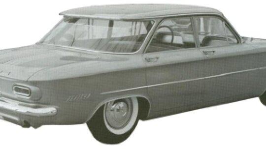 1961-1963 Pontiac Tempest