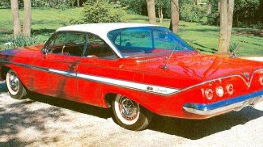 1961, 1962, 1963, 1964 Chevrolet Impala Super Sport