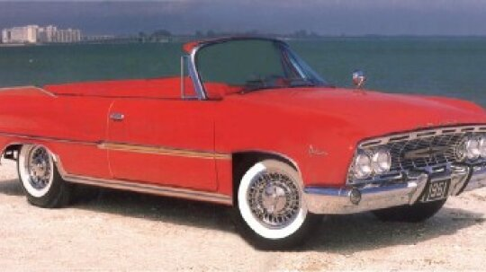 1961 Dodge Polara D-500 Convertible