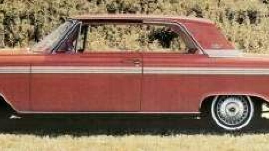 1962-1964 Ford