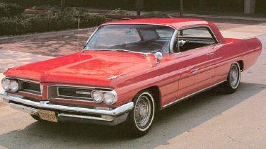 1962, 1963, 1964 Pontiac Grand Prix