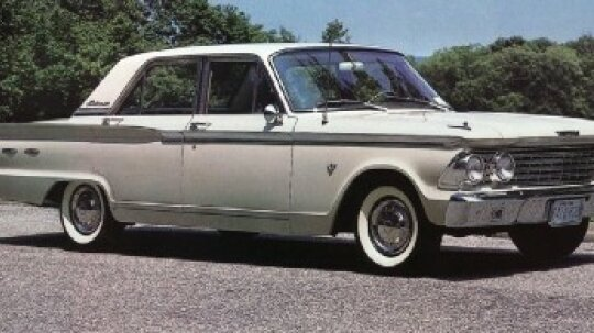 1962-1965 Ford Fairlane