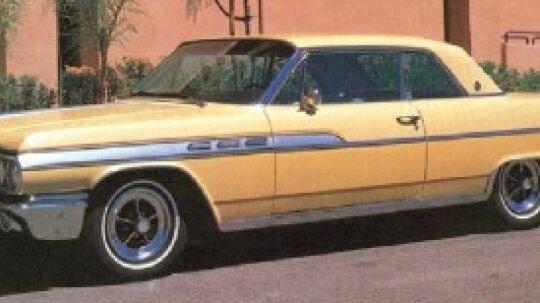 1962-1970 Buick Wildcat