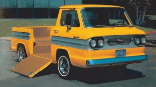 1962 Chevrolet Corvair Truck