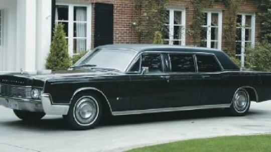 1963-1970 Lincoln Limousine
