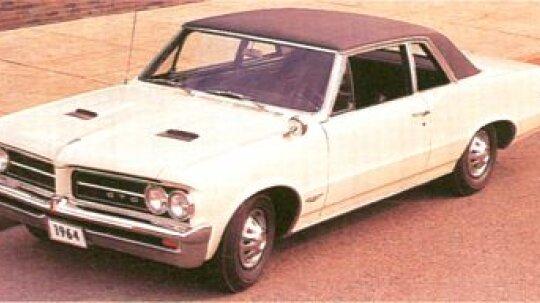1964-1965 Pontiac GTO