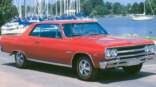 1964, 1965, 1966, 1967 Chevrolet Chevelle Malibu SS