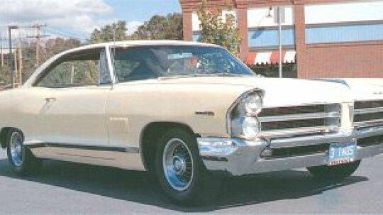 1964, 1965, 1966, 1967 Pontiac Catalina 2+2