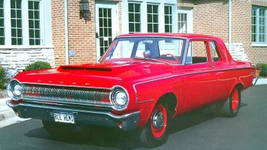1964 Dodge 330 Super Stock Two-Door Sedan