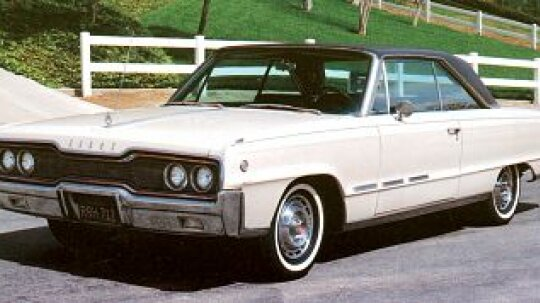 1965-1966 Dodge Polara 500/Monaco & Monaco 500