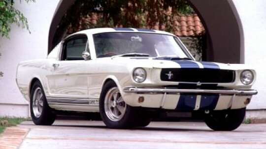 1965-1966 Shelby GT-350