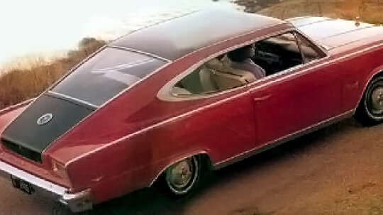 Introduction to the 1965-1967 AMC Marlin