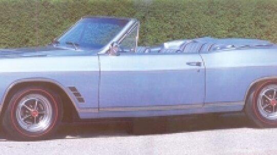 1965-1967 Buick Gran Sport