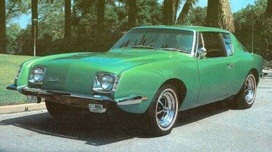 1965, 1966, 1967, 1968, 1969 Avanti II