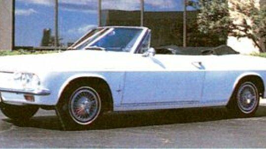 1965, 1966, 1967, 1968, 1969 Chevrolet Corvair Corsa and Monza