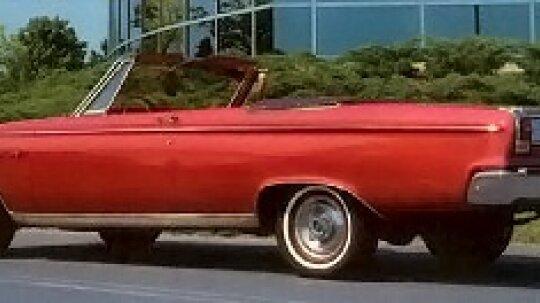 1965 Dodge Coronet 500 Convertible