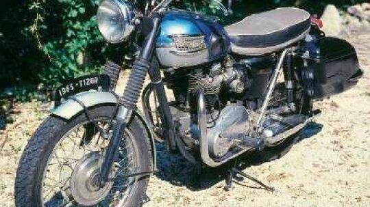 1965 Triumph T120 Bonneville