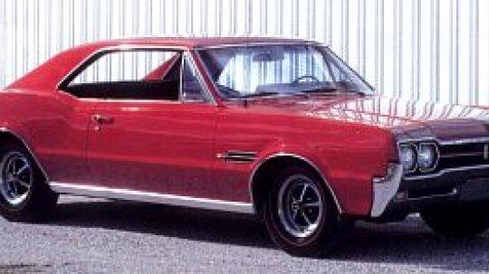 1966-1967 Oldsmobile 4-4-2