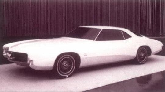 1966-1970 Buick Riviera