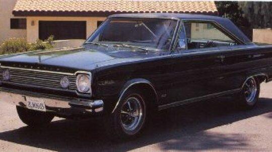 1966 Plymouth Satellite 426 Hemi