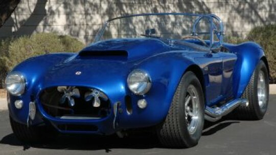 Why did the 1966 Shelby Cobra 427 Super Snake sell for $5.5 million?