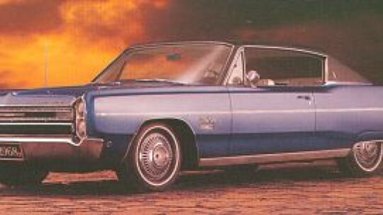 1967-1968 Plymouth Sport Fury and VIP