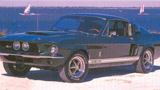 1967-1968 Shelby GT-350 & GT-500