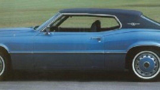 1967-1971 Ford Thunderbird