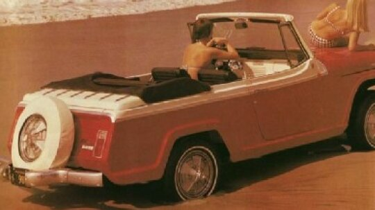 Introduction to the 1967-1973 Jeepster Commando