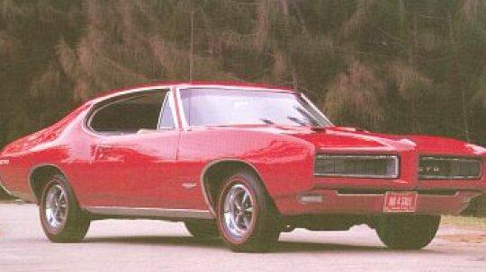 1968-1969 Pontiac GTO & Judge