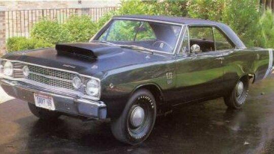 1968 Dodge Dart GTS 440