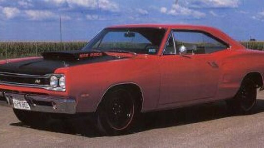 1969 Dodge Super Bee Six Pack