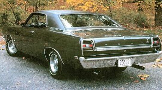 1969 Ford Cobra & Talladega