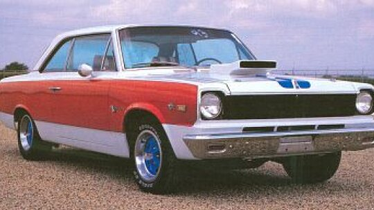 1969 Rambler SC/Rambler