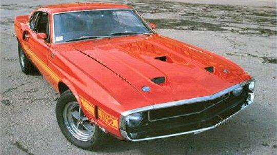 1969 Shelby GT-350 & GT-500